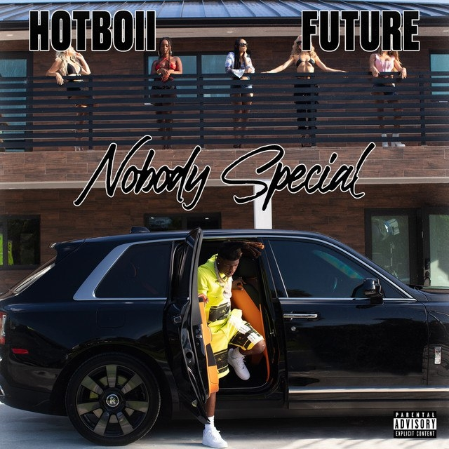 Hotboii – Nobody Special Ft. Future